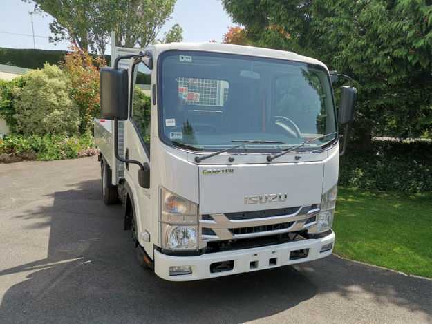 Picture of 2020 Isuzu N35.125 (TT) Tipper
