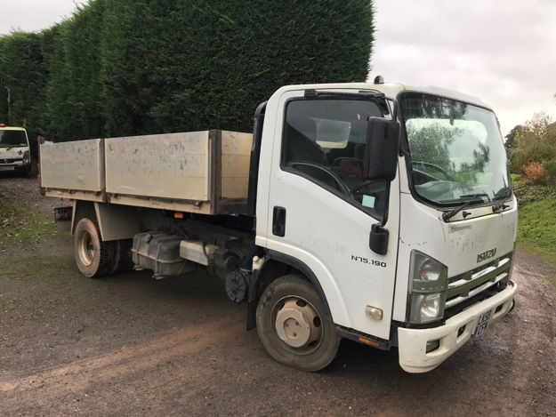 Picture of 2008 ISUZU N75.150 Tipper
