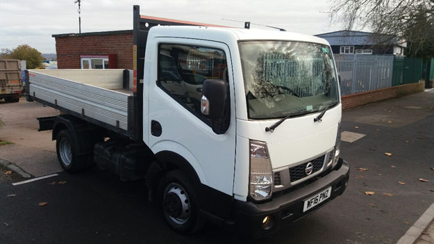 Picture of 2016 NISSAN CABSTAR Tipper