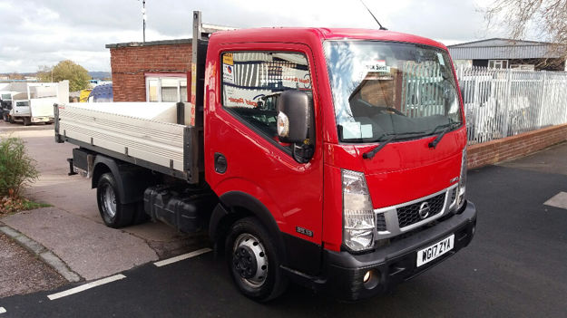 Picture of 2017 NISSAN CABSTAR Tipper