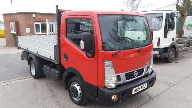 Picture of 2018 NISSAN CABSTAR Tipper