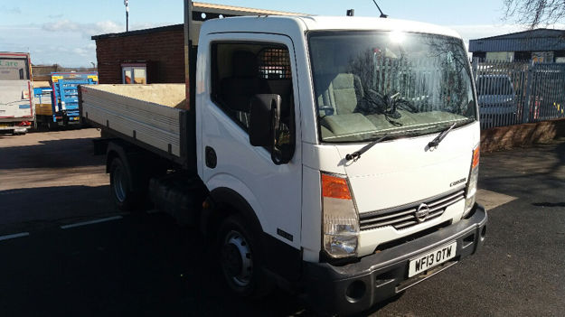 Picture of 2013 NISSAN Cabstar Tipper Tipper